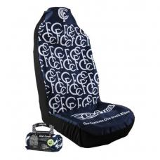 AFL Car Seat Cover - Carlton - 20 Covers