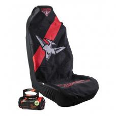 AFL Car Seat Cover - Essendon - 20 Covers