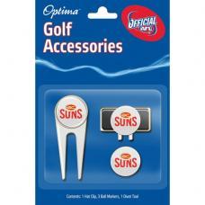 AFL Golf Accessory Pack - Gold Coast