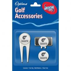 AFL Golf Accessory Pack - GWS Giants