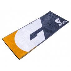 AFL Jacquard Golf Towel - GWS Giants