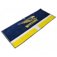 AFL Jacquard Golf Towel - West Coast