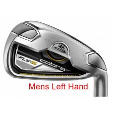 Cobra Fly Z Mens Left Hand Steel 7 Iron