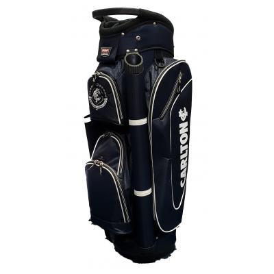 AFL Cart Golf Bag - Carlton - New 2018 Design