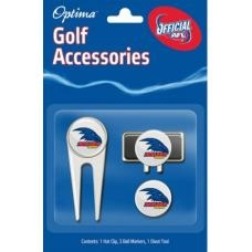 AFL Golf Accessory Pack - Adelaide