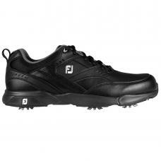 Footjoy Golf Specialty Mens Golf Shoes - Black