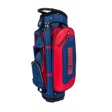 AFL Cart Golf Bag - Melbourne - New 2018 Design